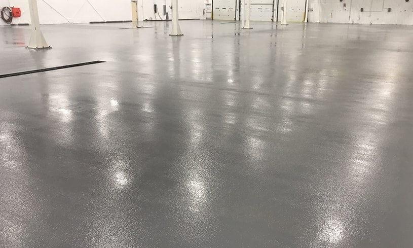 Industrial Floor